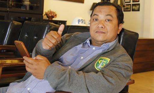 Ram-Surahman-Sekretaris-Persebaya-Surabaya