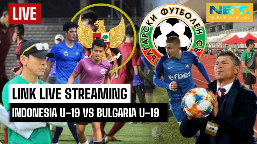 Indonesia vs Bulgaria